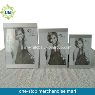 Latest popular design aluminum photo frame